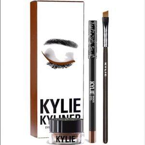 NWT Kylie Cosmetics Bronze Eyeliner & Gel Liner